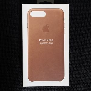 Apple iPhone 6+/7+/8+ Leather iPhone Case